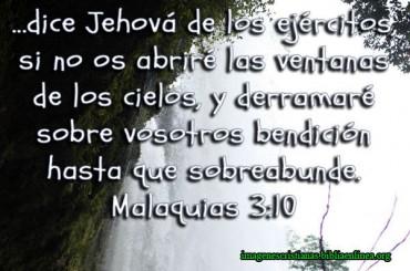 Imagen Cristiana con Frase de la Biblia Bendicion.jpg