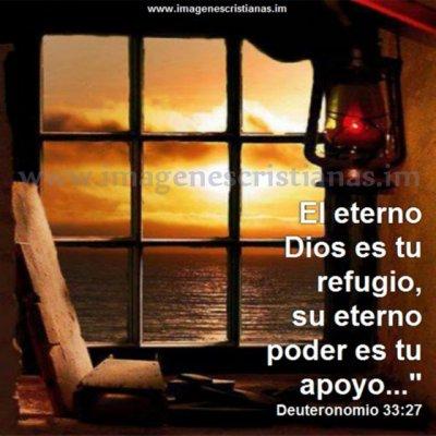 Mensajes biblicos dios es tu refugio.jpg