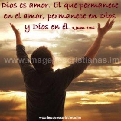 Mensajes cristianos de amor dios es amor.jpg
