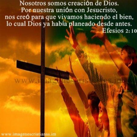 imagenes cristianas somos creacion de dios.jpg