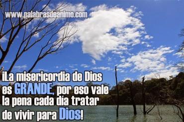 ¡La misericordia de Dios es GRANDE – Facebook