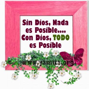 Con Dios , TODO es Posible – Facebook