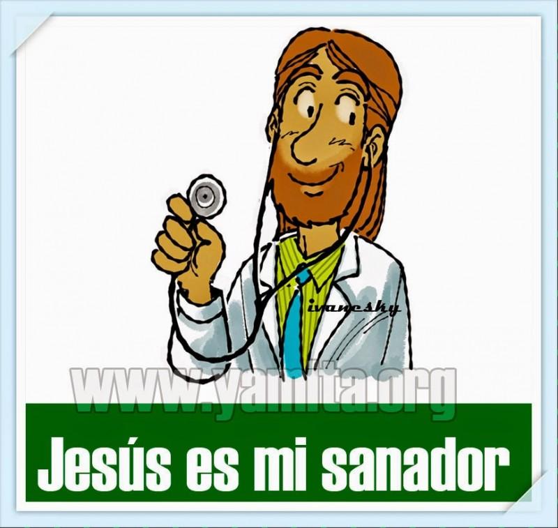 Jesús es mi sanador – Facebook