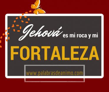 Jehová es mi roca y mi fortaleza – Facebook