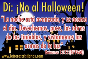 Di: ¡No al Halloween! – Facebook