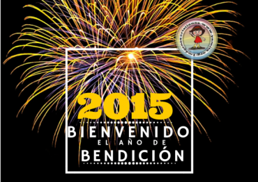 2015 BIENVENIDO  El Año de Bendición – Facebook
