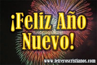 Feliz Año Nuevo – Facebook