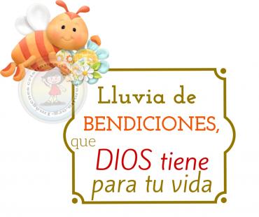 Lluvia de bendiciones – Facebook