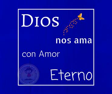 Dios nos ama con amor eterno  – Facebook