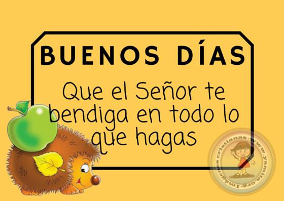 Buen Dia Mi Amor Dios Te Bendiga 12678 Loadtve