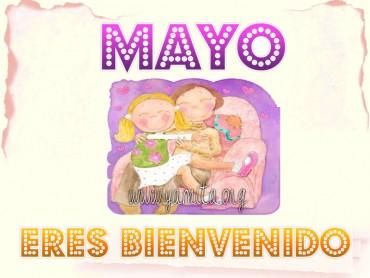 Mayo eres bienvenido – Hi5