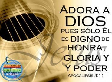 Adora a DIOS