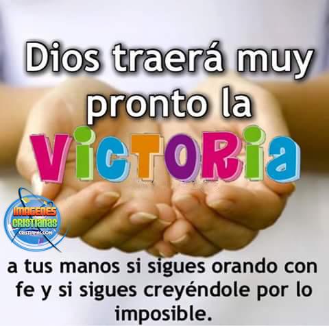 Dios Traerá Victoria