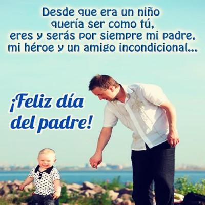 felicitaciones para el día del padre por su onomastico
