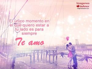 imagenes con frases romanticas para enamorados - pareja besandose