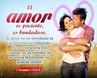 frases de la biblia sobre el amor conrintios