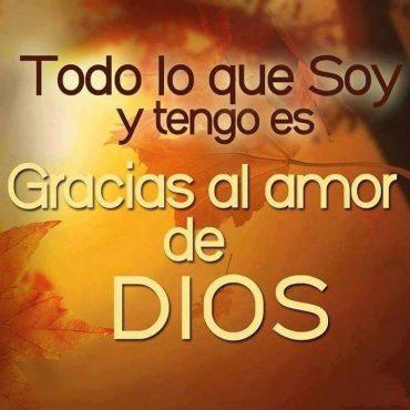 Imagenes de agradecimiento a Dios