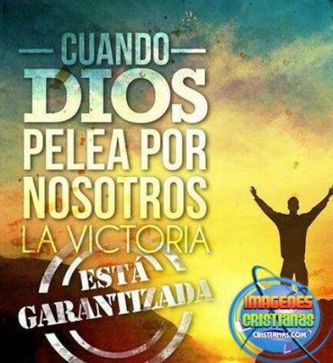 ¡Tu victoria está asegurada!, solo confía y espera en Dios