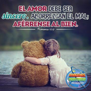 El Amor sincero